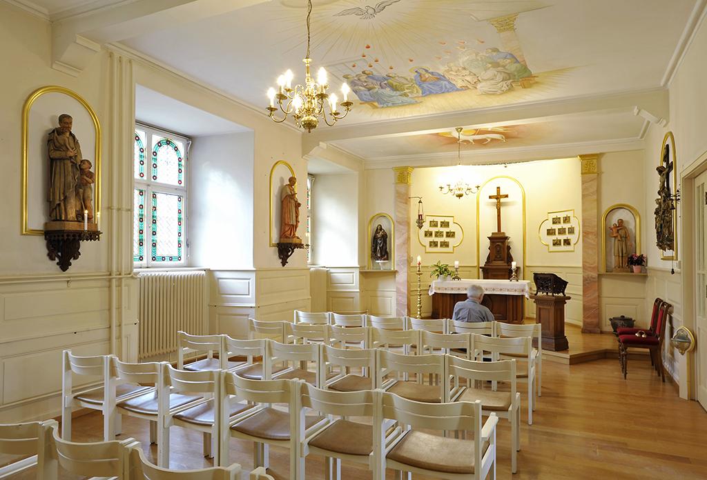 Kapelle Hauskapelle Hüfingen